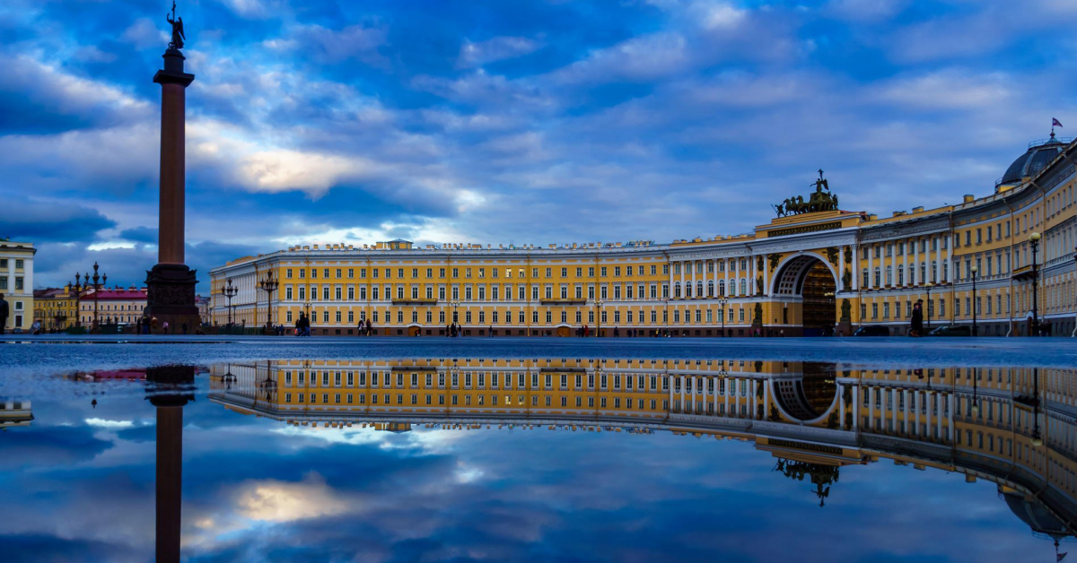 """Петербург стал самым популярным """"северным"""" городом среди туристов"""