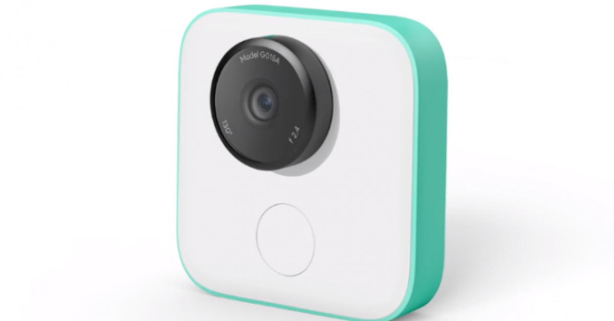 Google выпустит камеру с технологией искусственного интеллекта