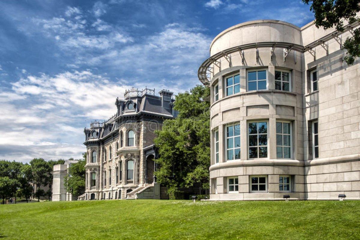 Канадский центр архитектуры, Монреаль