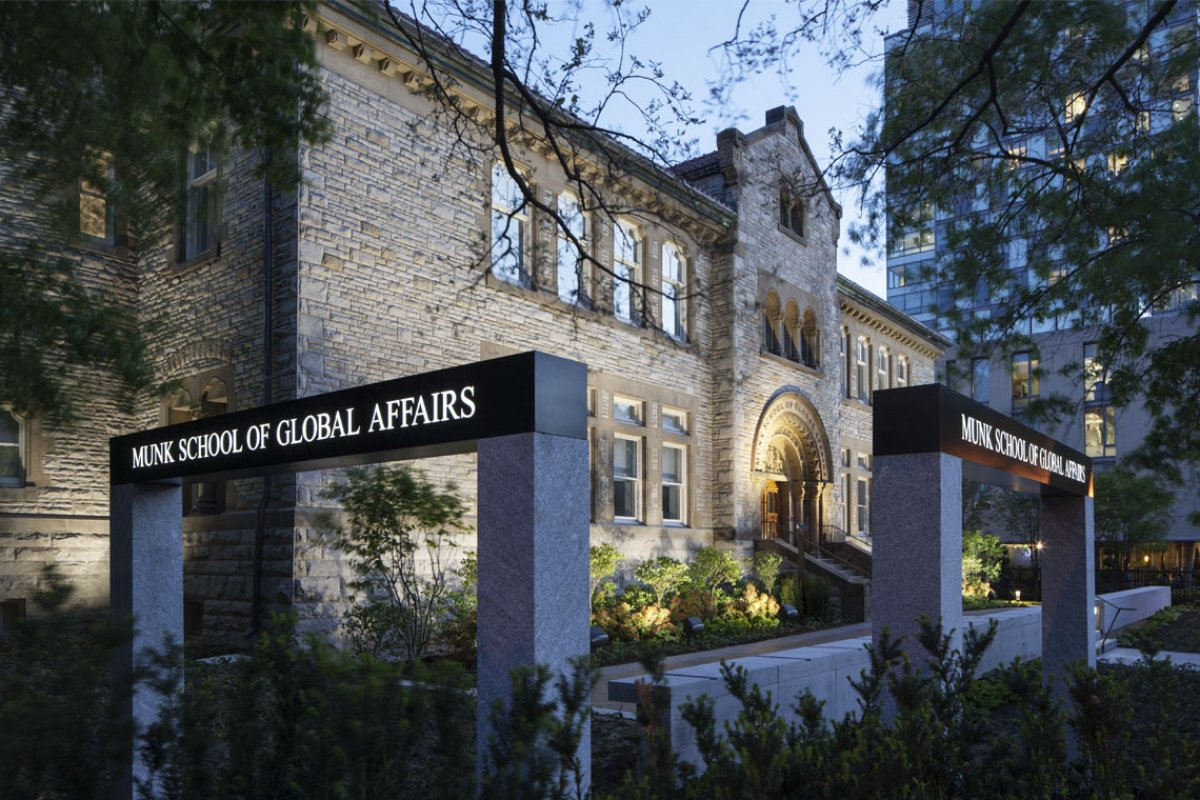 University of Toronto's Munk School of Global Affairs