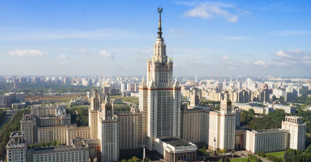 Российский вуз попал в рейтинг самых красивых университетов Европы