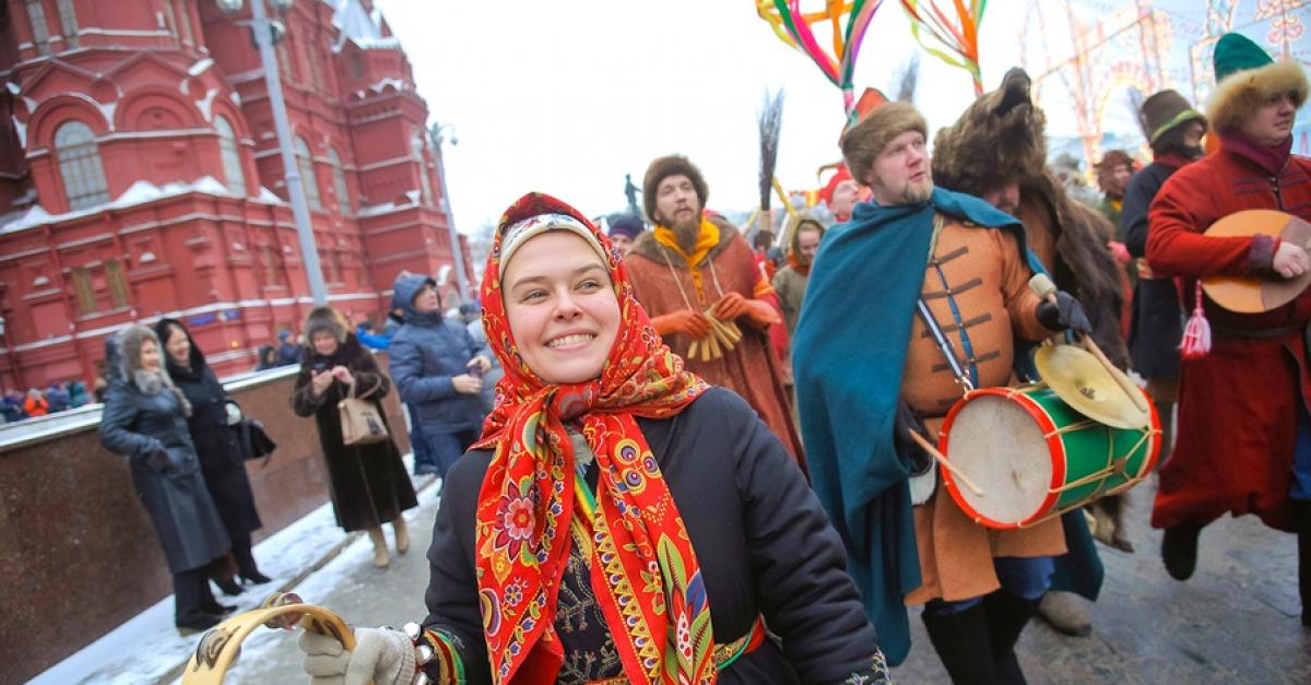 Жители столицы отметят Масленицу мастер-классами, экскурсиями и ярмарками