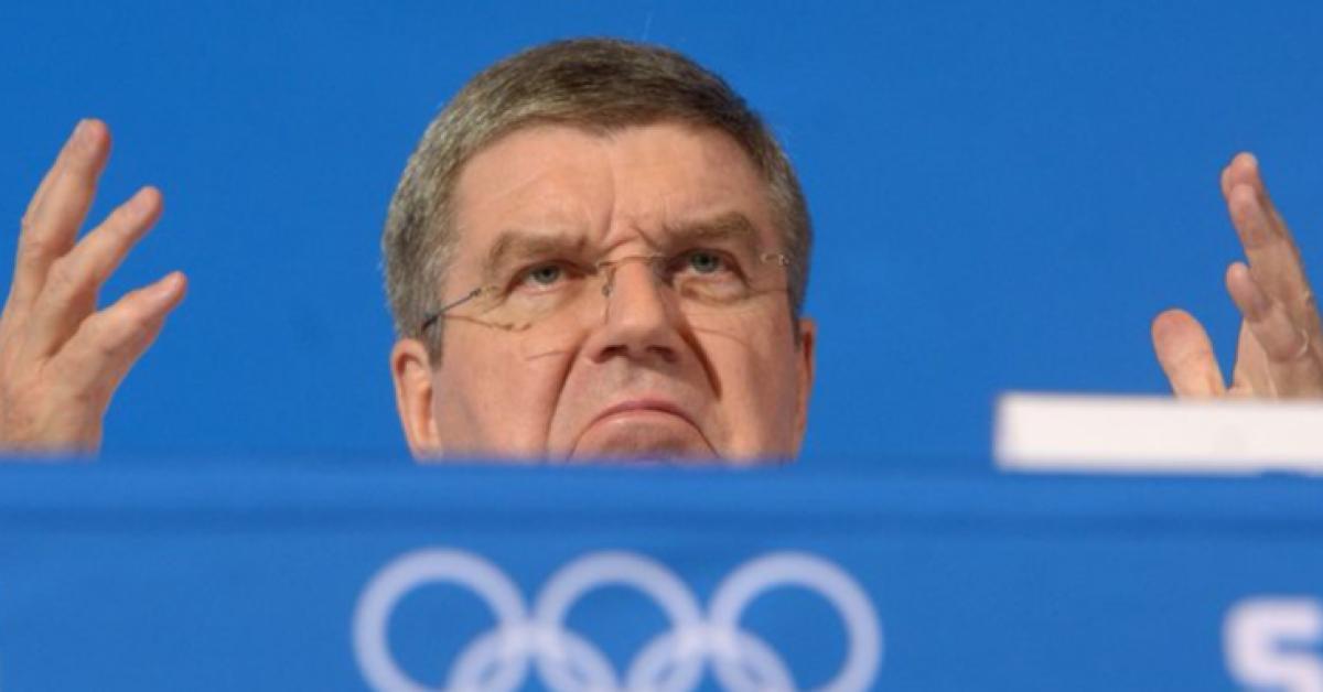 МОК оспорит решение Спортивного арбитражного суда