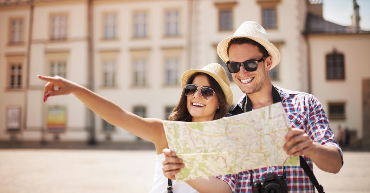 Составлен рейтинг самых посещаемых туристами городов России