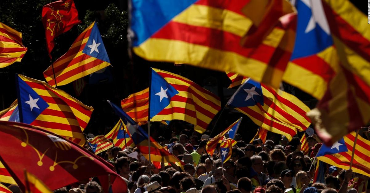 Puigdemont Go: новая испанская игра по мотивам событий в Барселоне