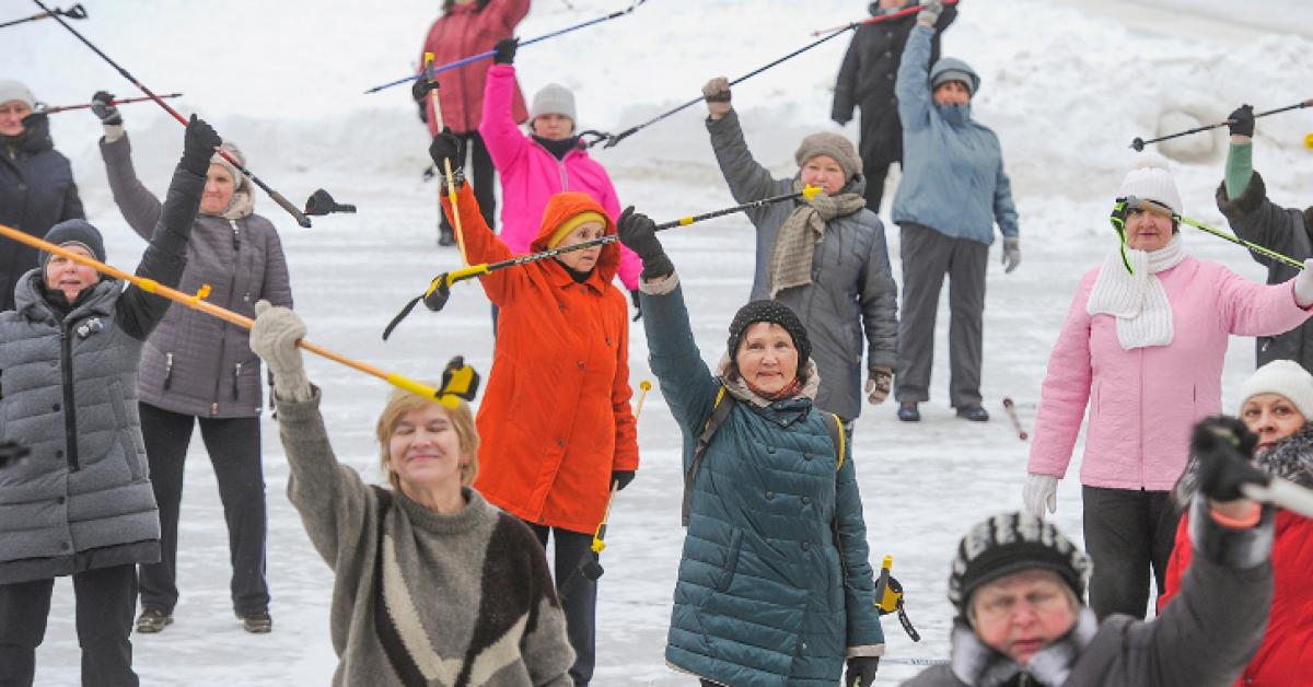 «Зарядье» устроит день зимних видов спорта