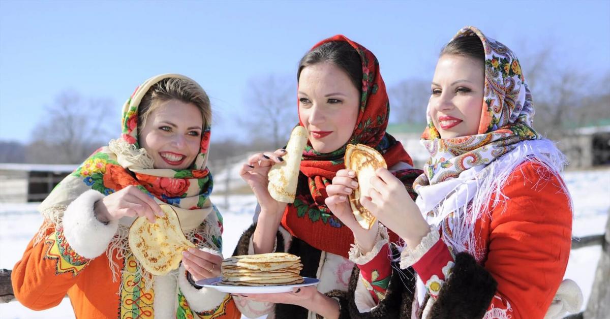 В московском парке «Зарядье» 18 февраля пройдет масленичный пир