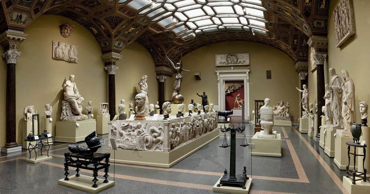Пушкинский музей идёт в ногу со временем