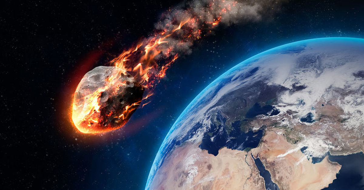 Полёт астероида будут транслировать on-line