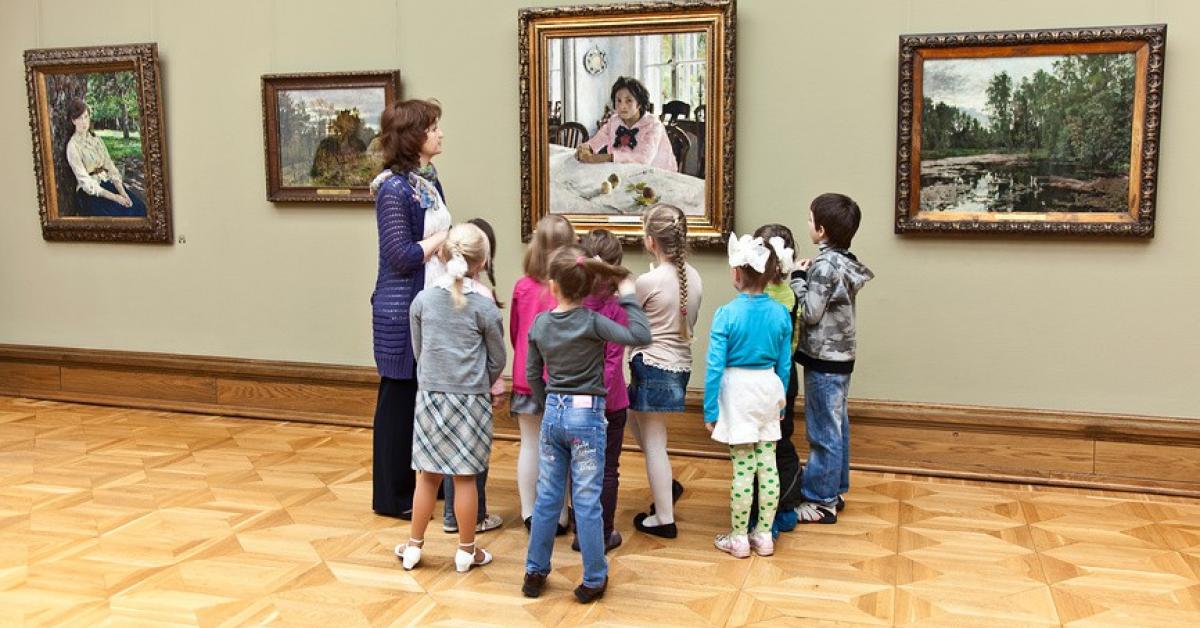 Проект «Музеи – детям» работает!