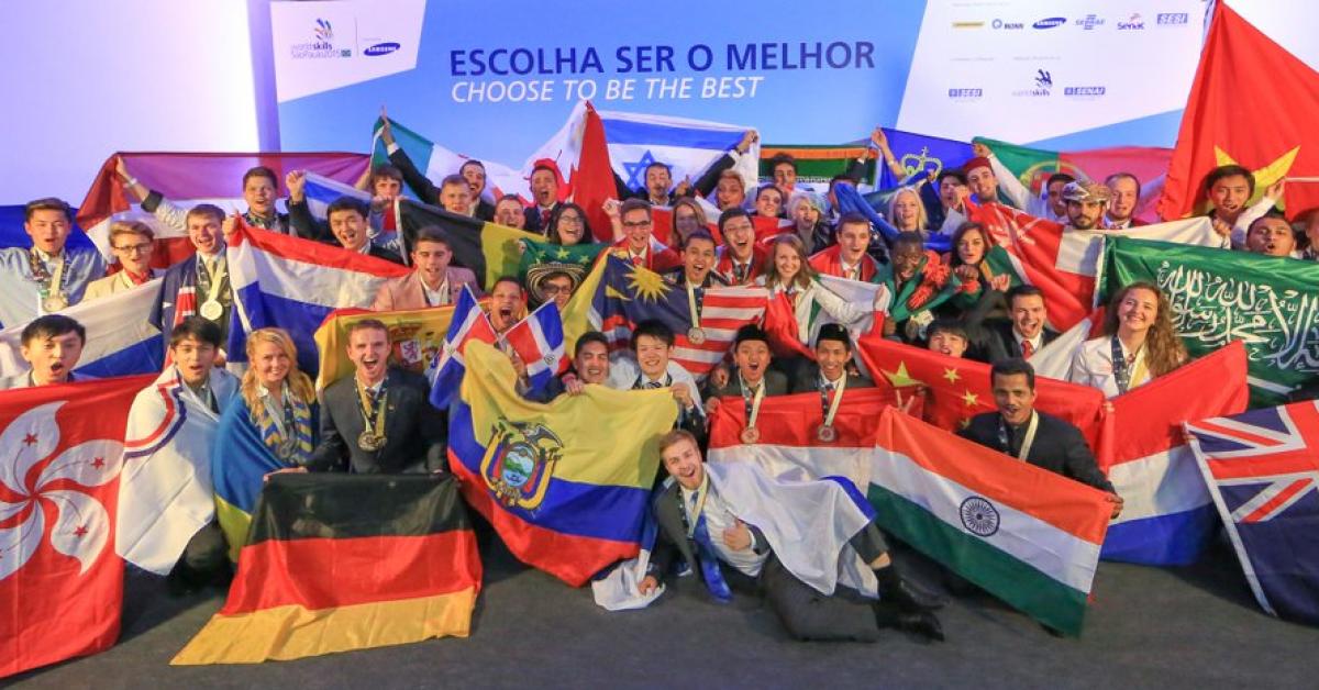 EuroSkills-2022: чемпионат профессионалов пройдет в Санкт-Петербурге