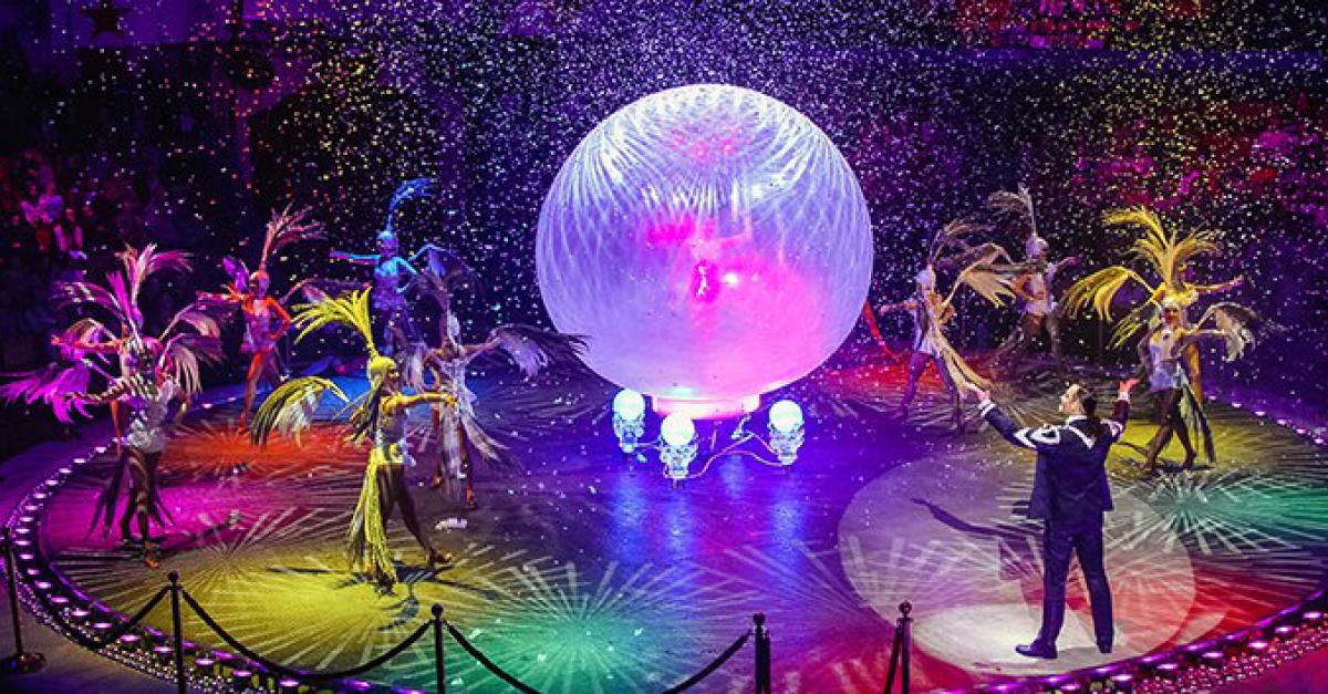 Россияне получили награды циркового фестиваля
