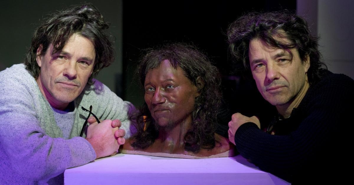 Древние британцы были темнокожими и голубоглазыми
