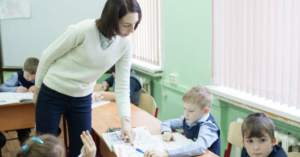 Минобрнауки: зарплата учителей за последний год увеличилась