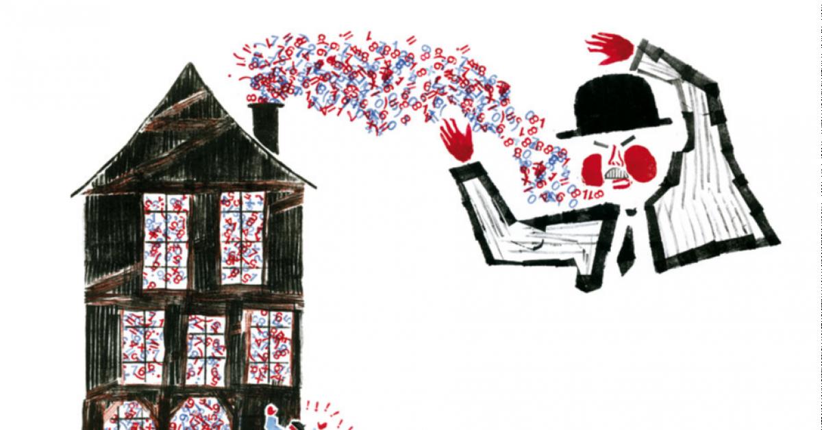 Призрак Карла Маркса явится посетителям библиотеки им. Некрасова