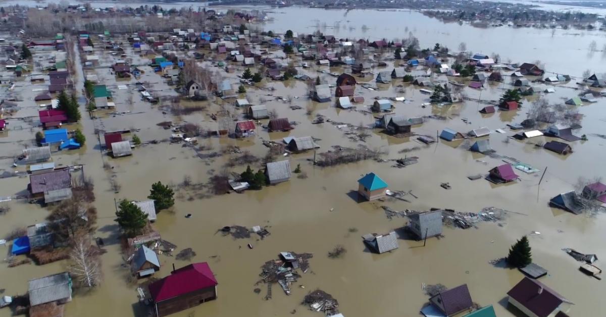 «Всемирный потоп» повторится