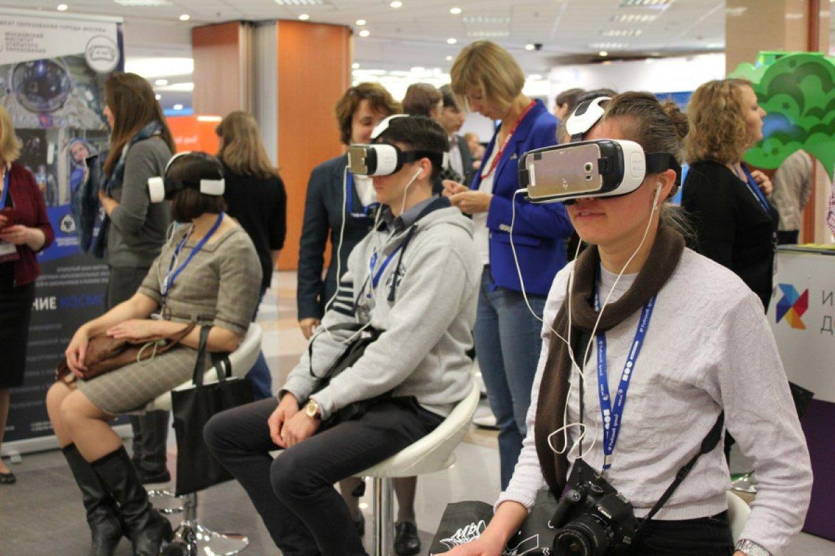 Тестирование очков виртуальной реальности
