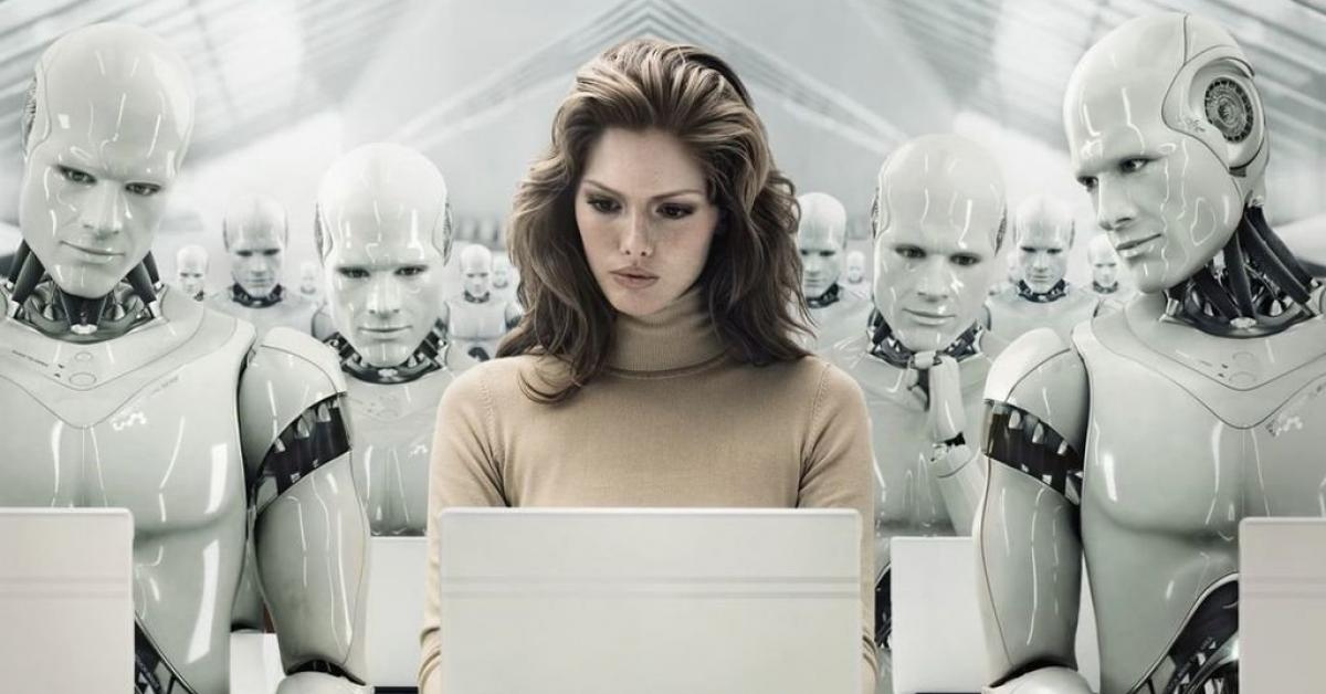 Кто потеряет работу из-за роботизации?