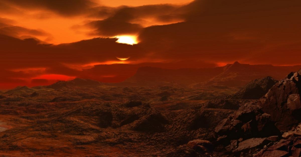 Возможно, на Венере есть жизнь