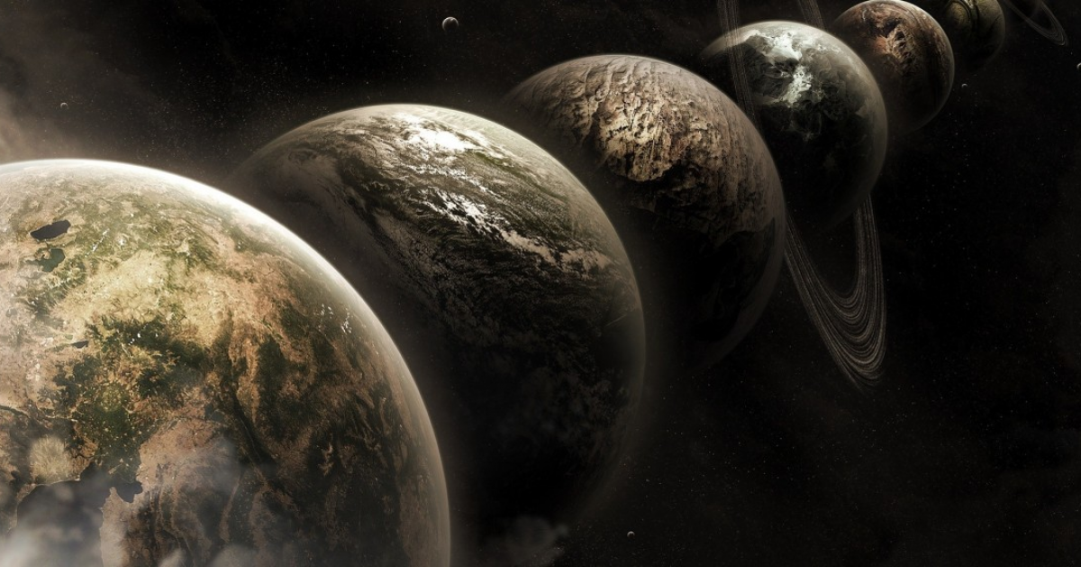 Мини-парад планет ожидается в мае