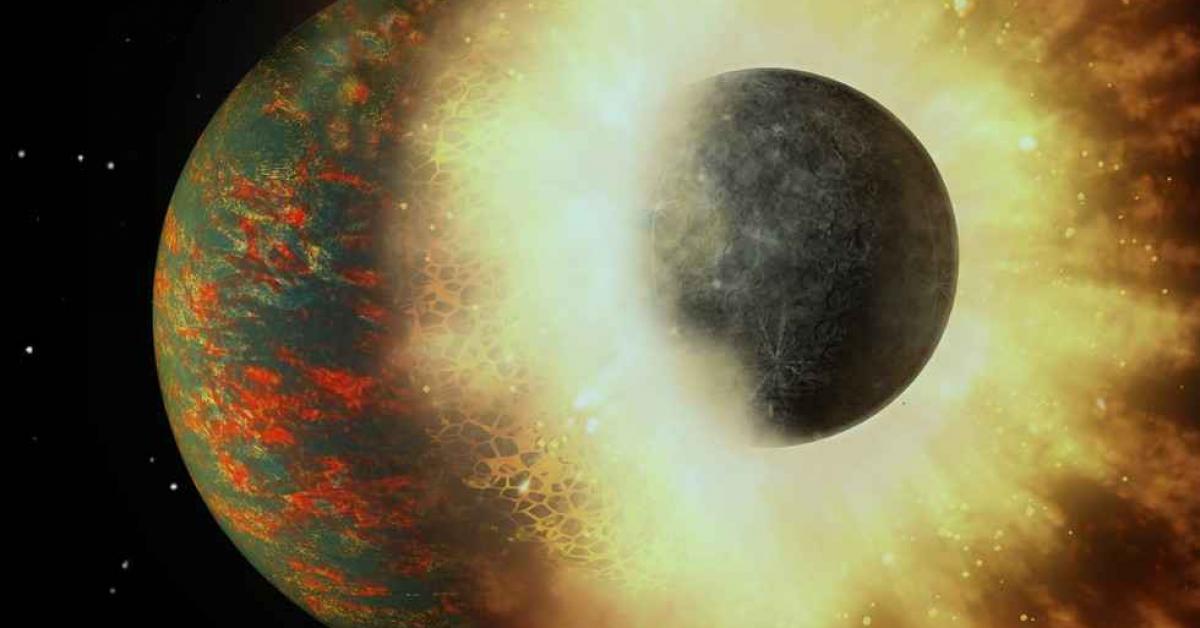Учёные обнаружили остатки погибшей планеты Солнечной системы