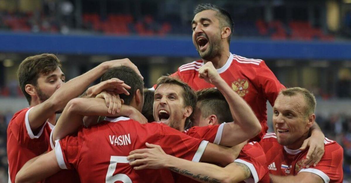 Обнародован расширенный состав сборной России по футболу на ЧМ-2018