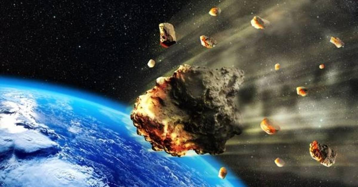 Давно потерянный астероид приближается к нашей планете