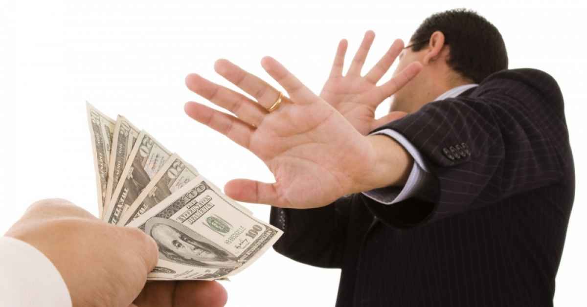 Объявлен конкурс социальной рекламы «Вместе против коррупции!»