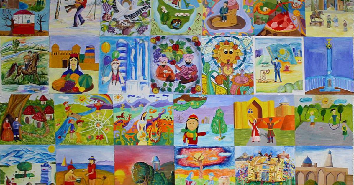 В честь Дня защиты детей откроется выставка современного искусства
