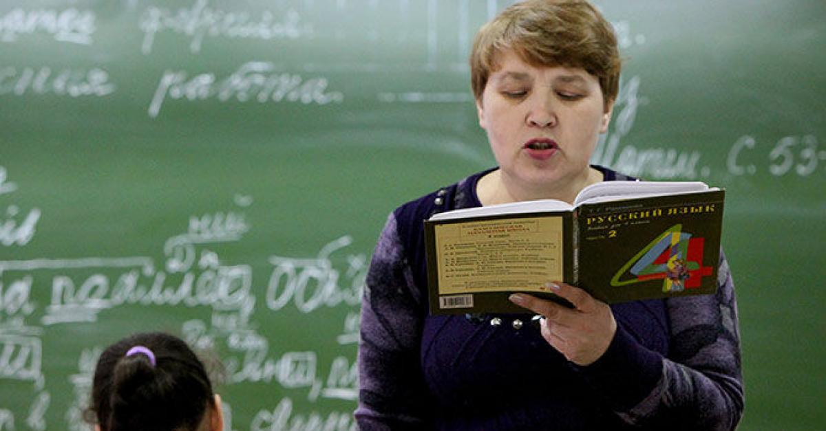 Учителя из России уезжают в Таджикистан