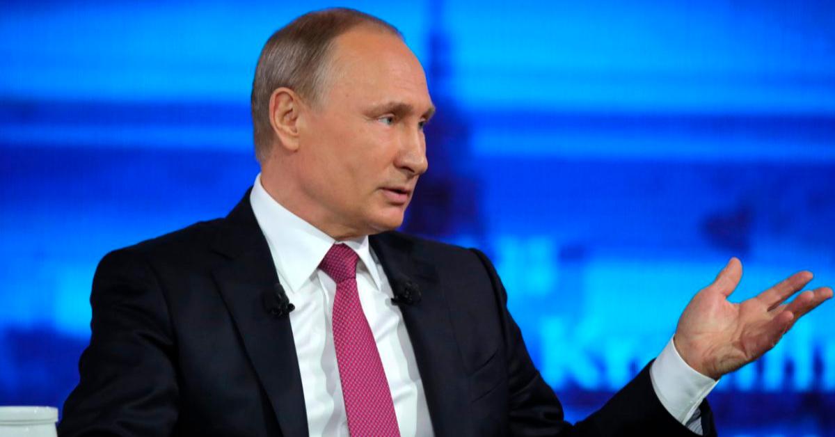На прямой линии Путин рассказал, закроют ли Instagram и YouTube