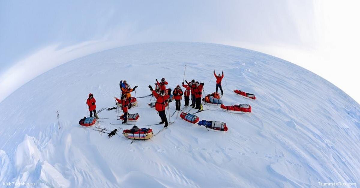Дети создадут роботов для «Большой арктический экспедиции»