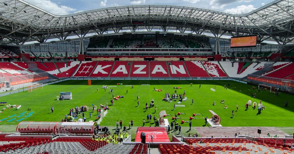 «Вера. Надежда. Футбол»: в Казани открылась необычная выставка