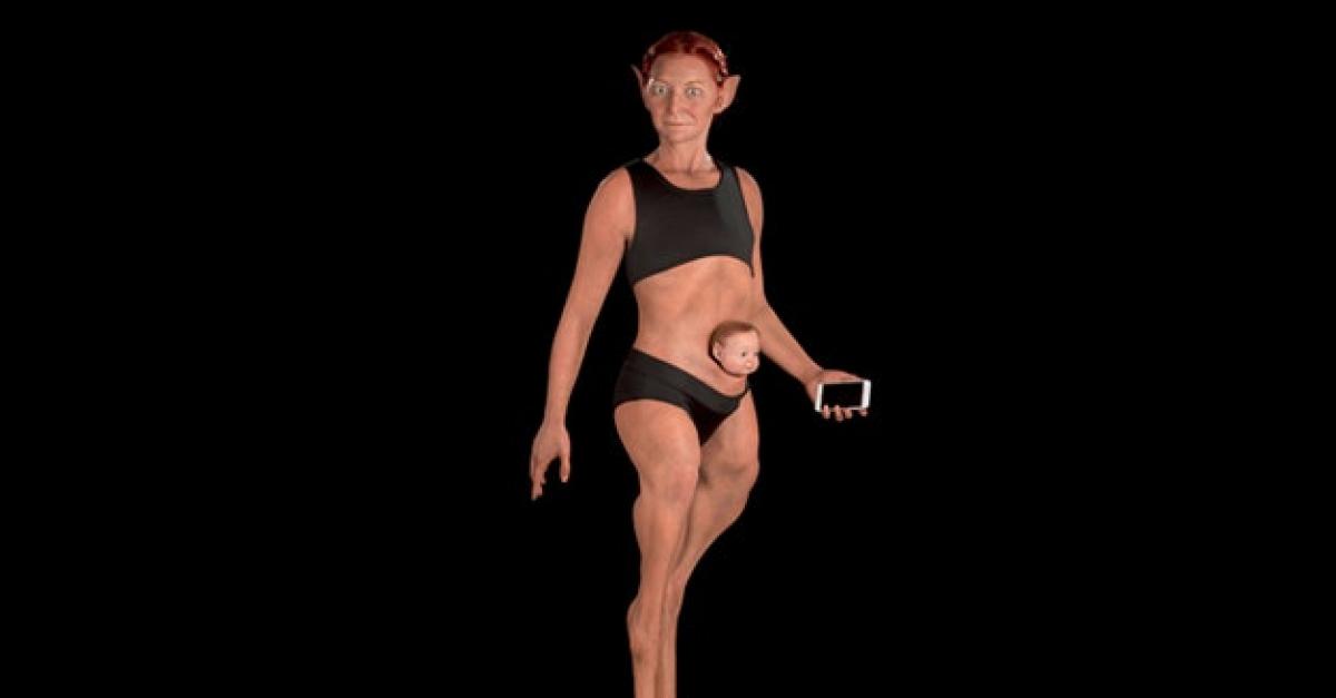 Создана модель человека, наиболее пригодного к выживанию