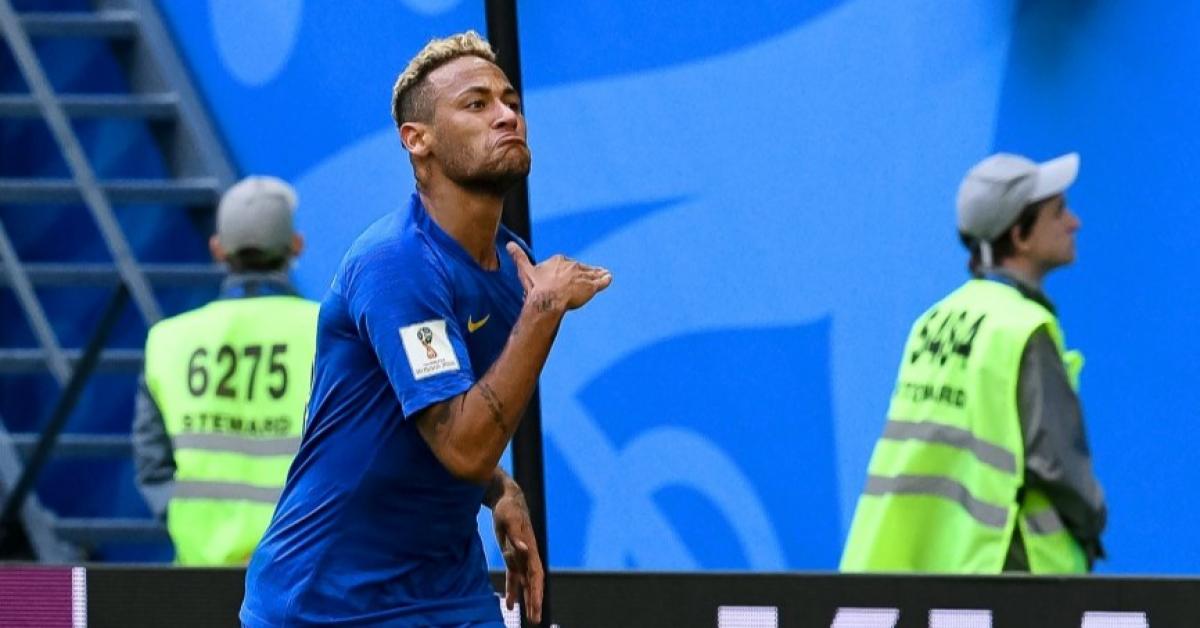 На ЧМ-2018 начался матч Бразилия – Сербия