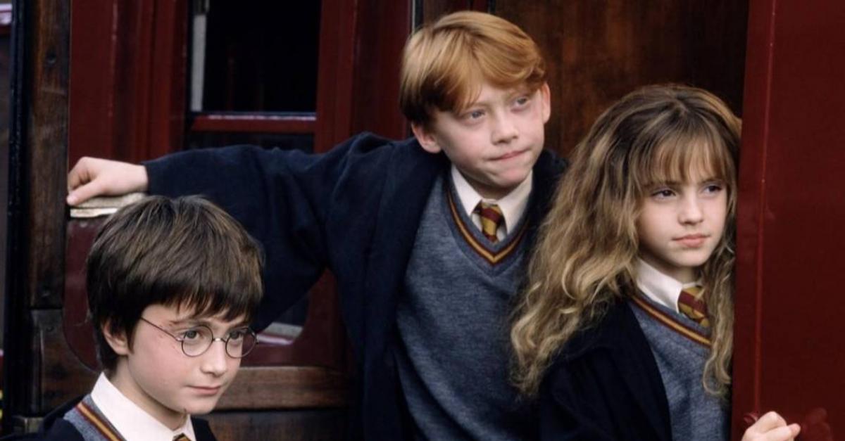 Редкий экземпляр «Гарри Поттера» продан за невероятную сумму