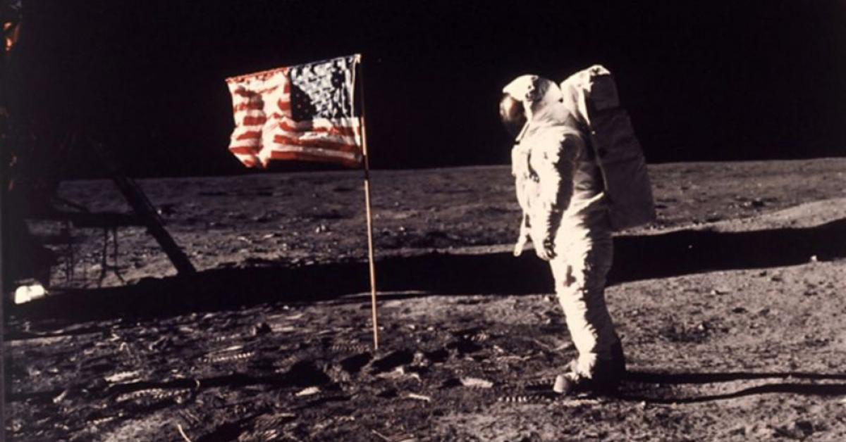 Человек на Луне: как это было?