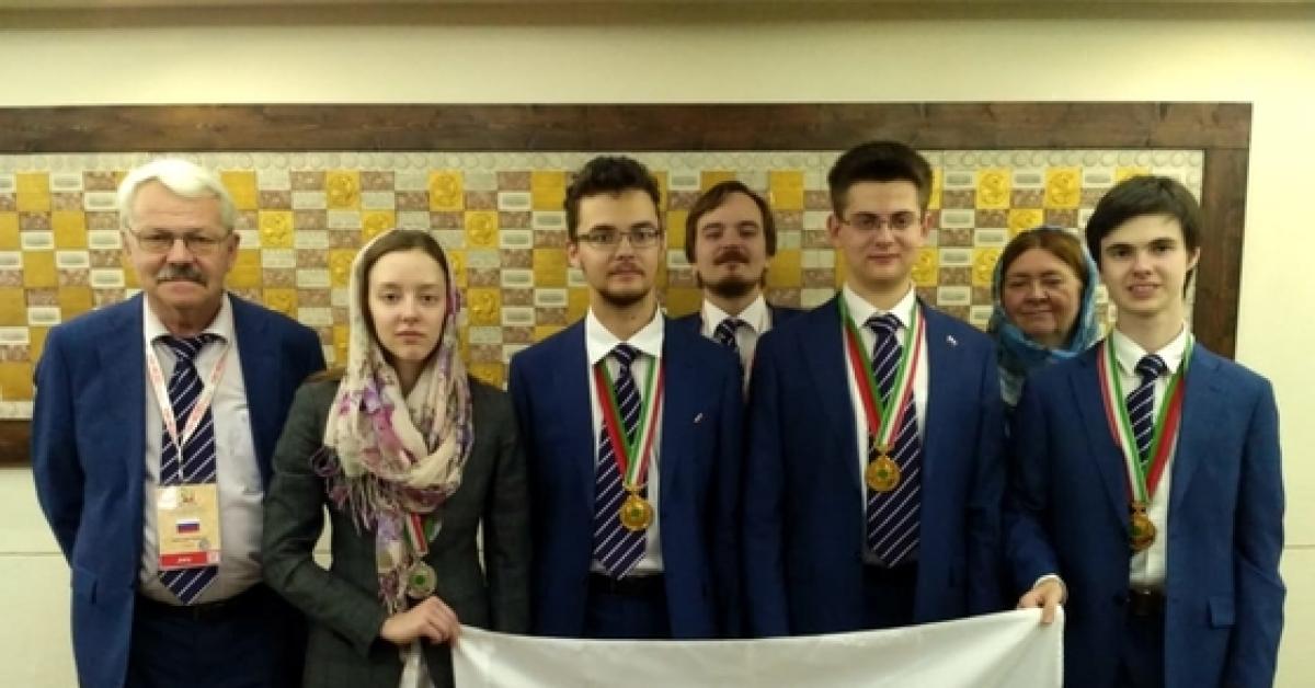 Российские школьники победили на Международной олимпиаде по биологии