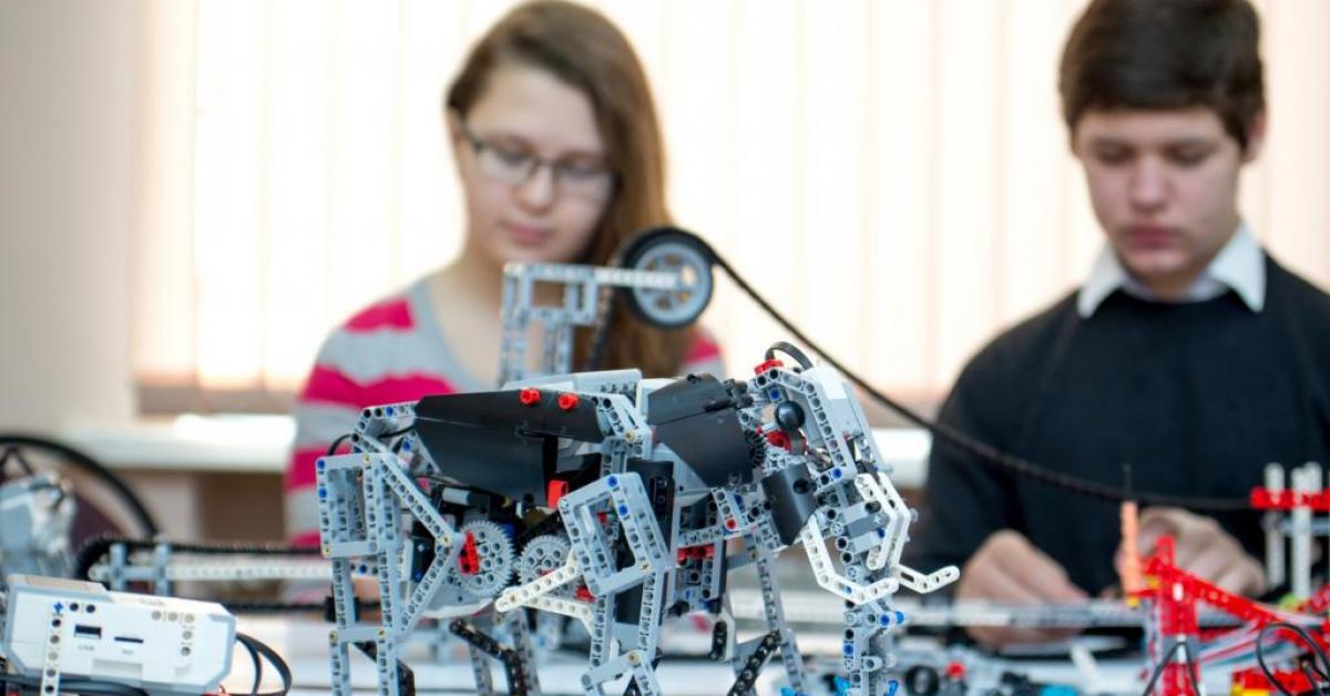 Российские школьники победили во Всемирной робототехнической олимпиаде