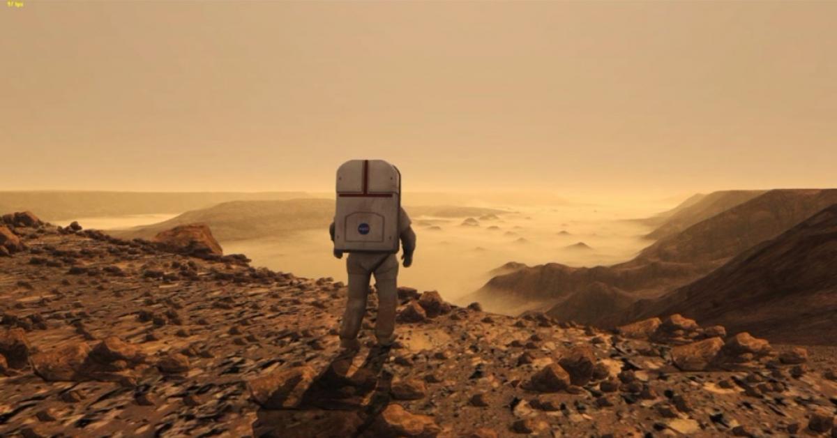 На Марсе нашли воду!