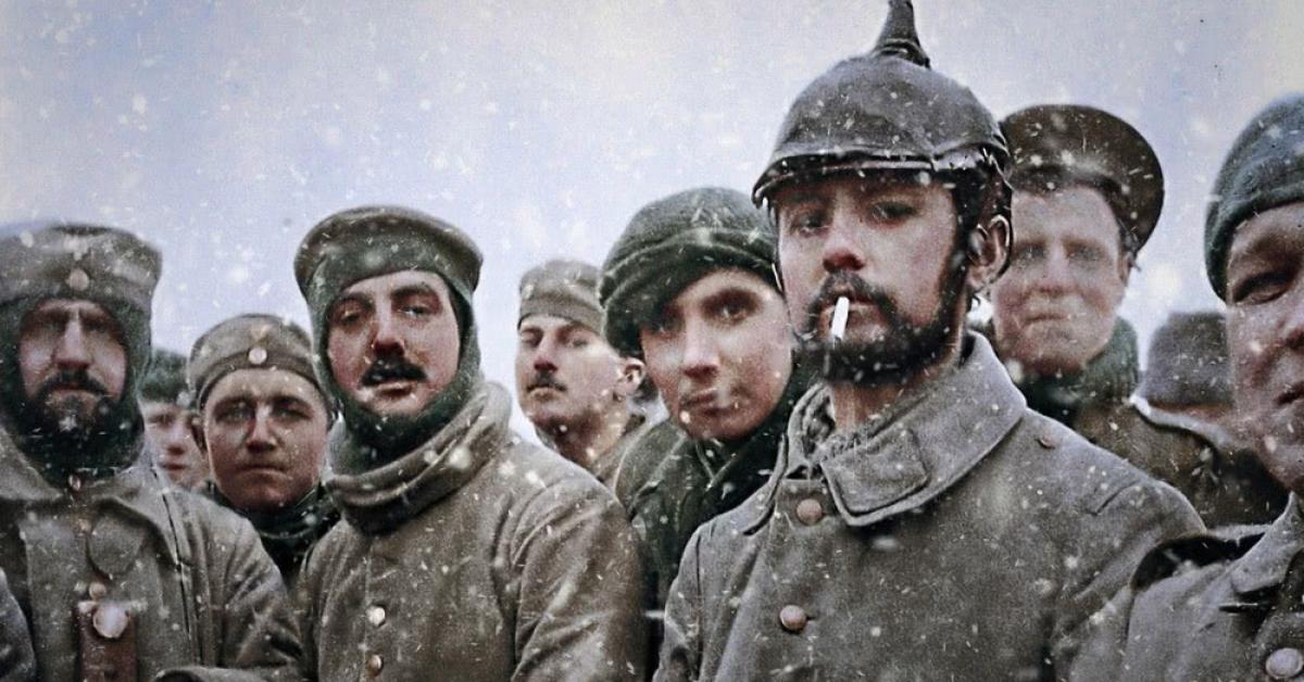 День памяти героев Первой мировой войны