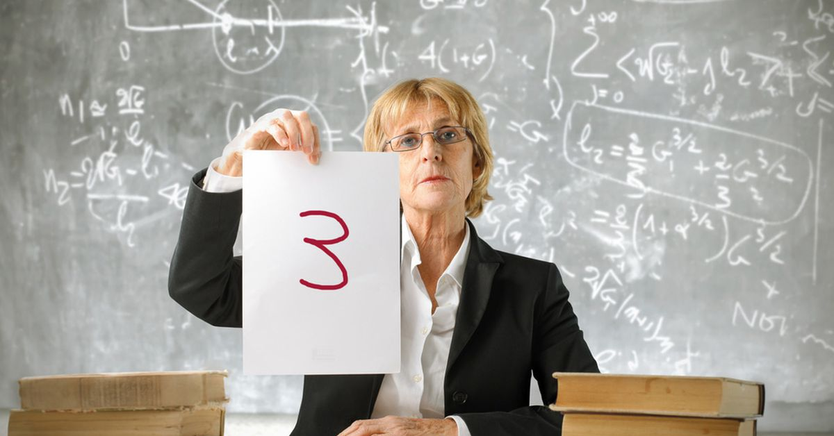 Изменится ли система школьных оценок?