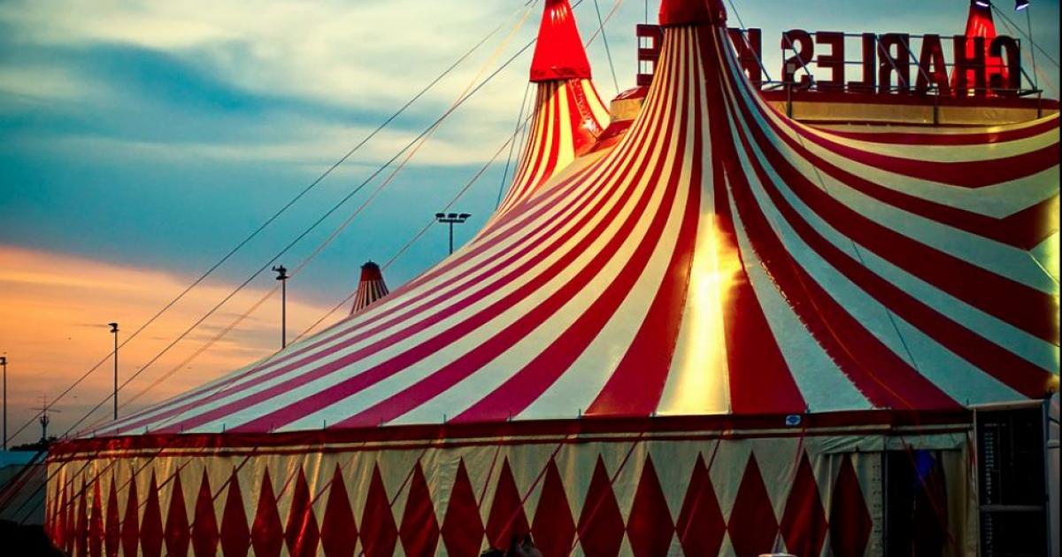 Сегодня День Рождения современного цирка!