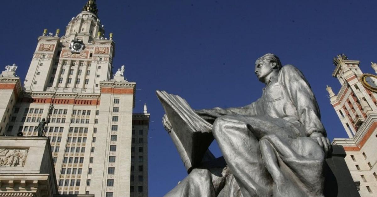 Как прошла приёмная компания в МГУ?