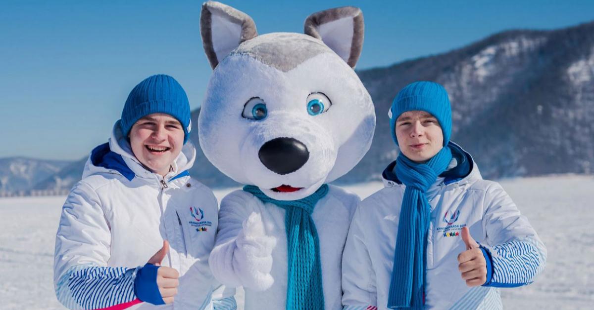 Выбраны факелоносцы Зимней универсиады – 2019