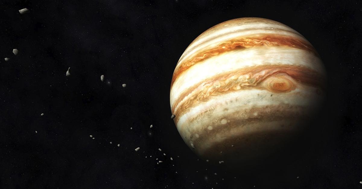 Есть ли жизнь на Юпитере?