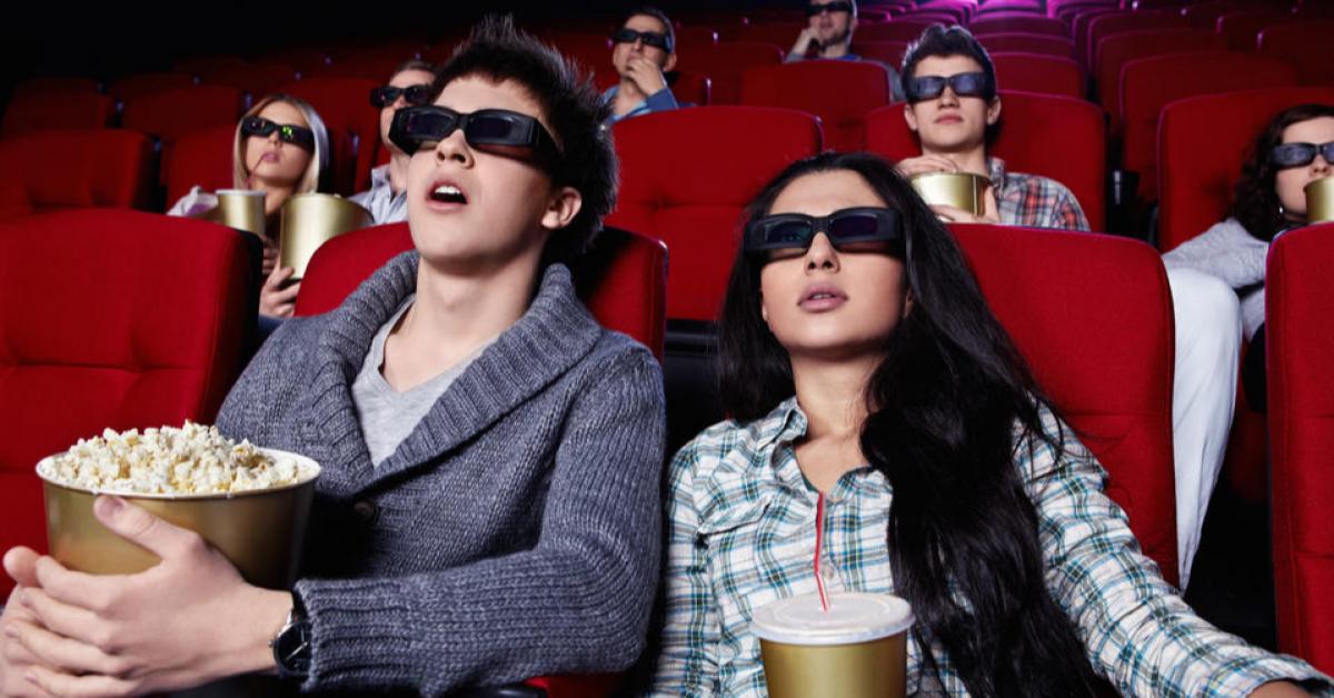 Как развлекаются современные подростки?