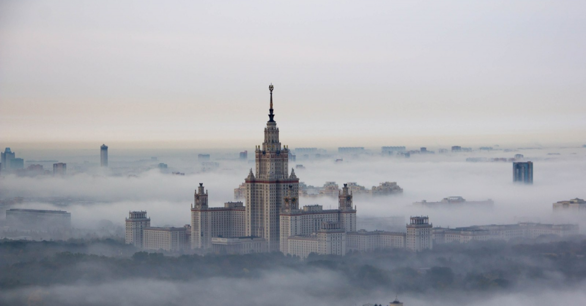 Откуда чаще всего переезжают в Москву?