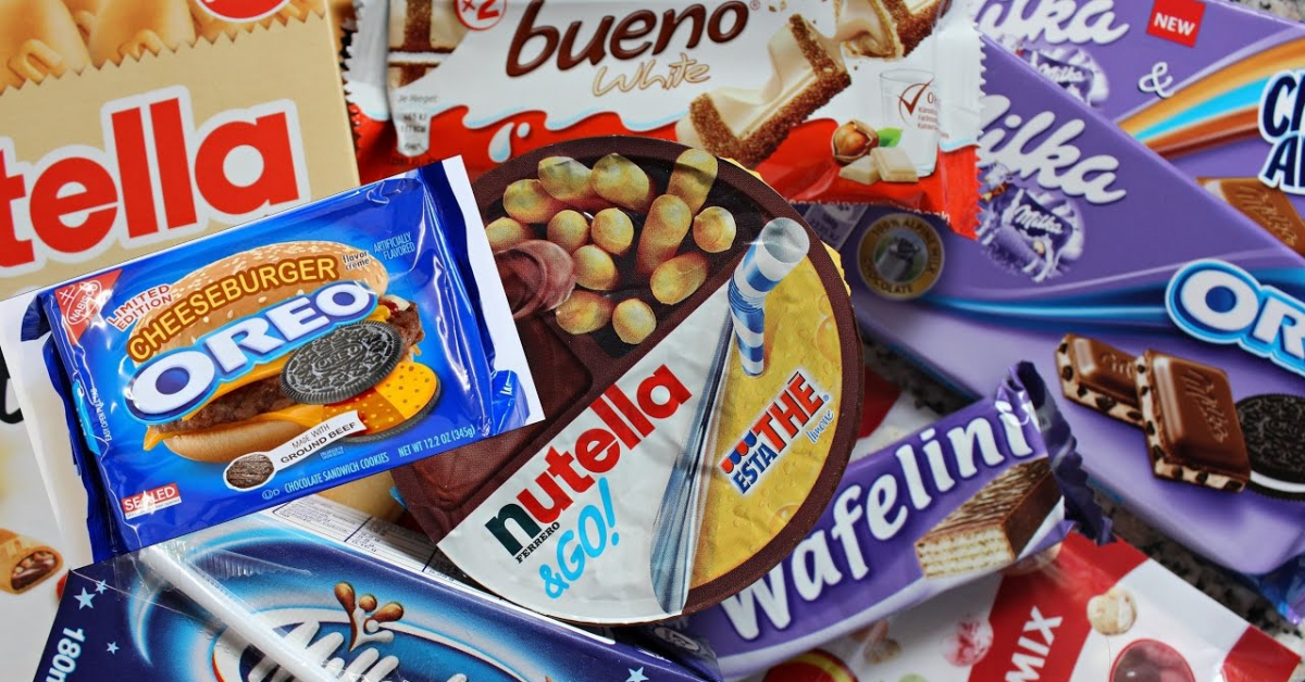 Школьников лишат шоколадок и газировки