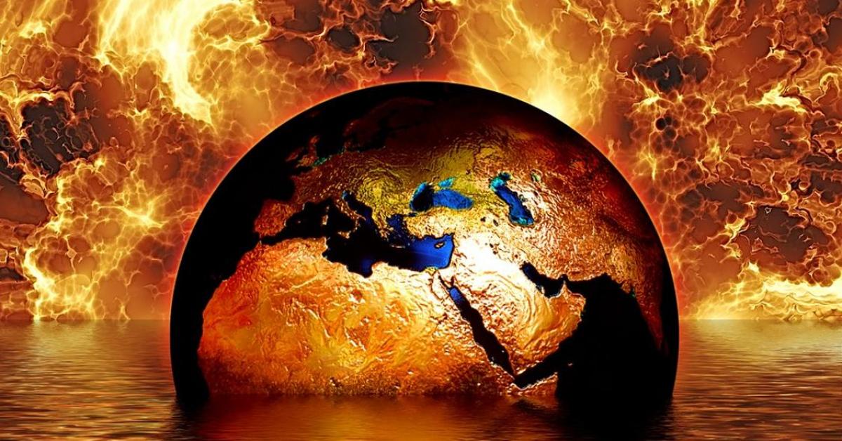 Учёные назначили новую дату апокалипсиса
